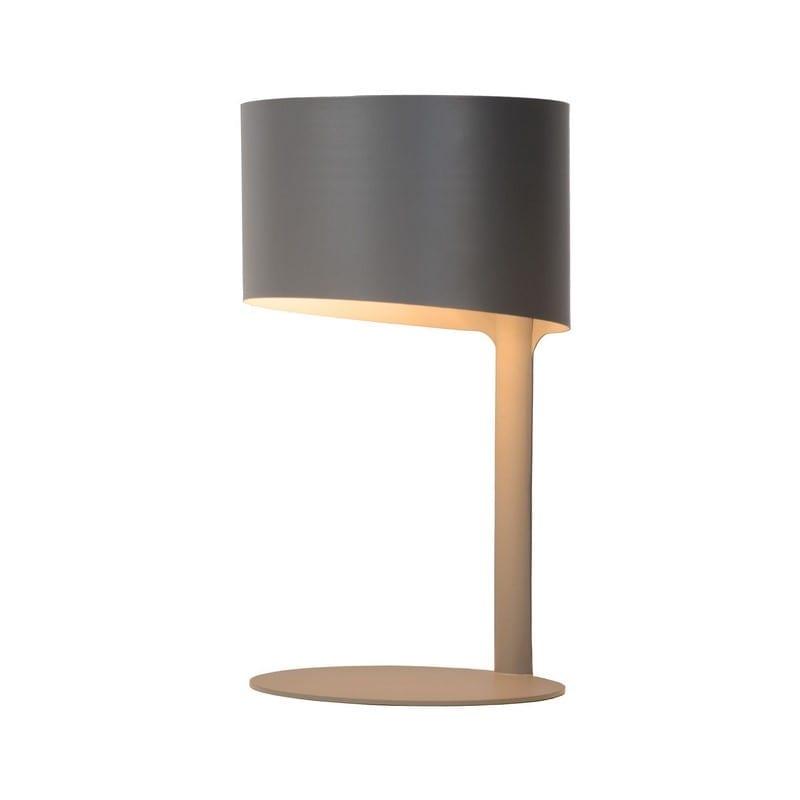 Lampe en métal Knulle grise