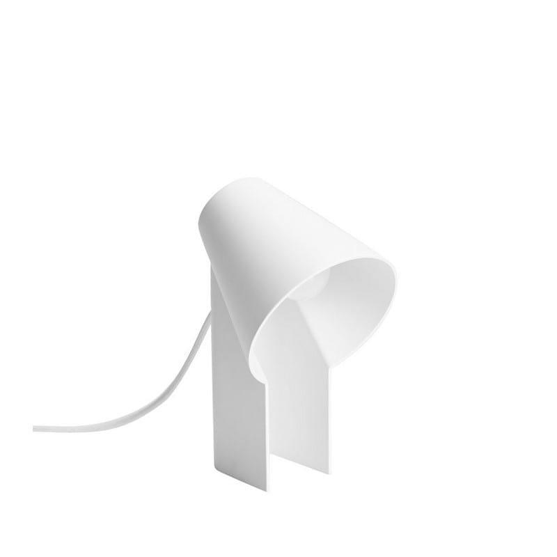 Lampe à poser Study blanche – Woud