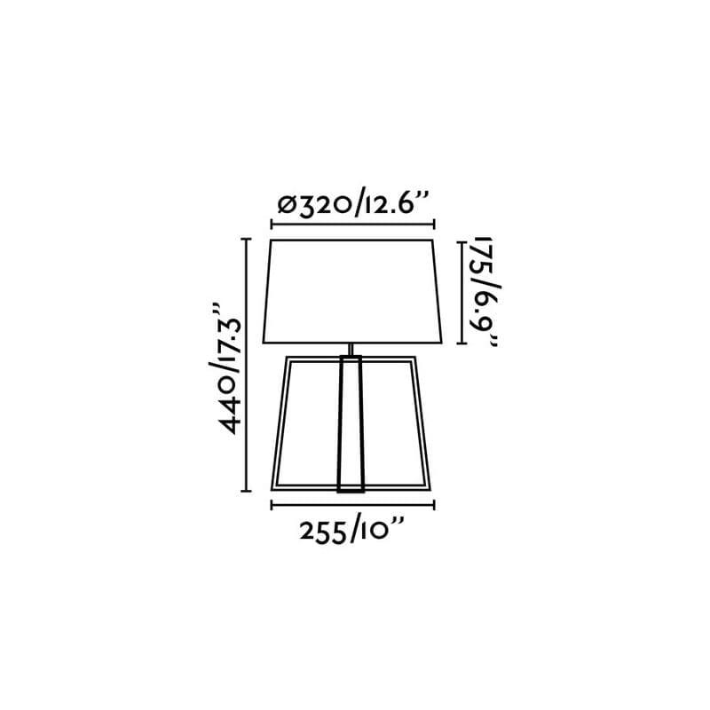 Lampe en bois style scandinave Bliss – Faro
