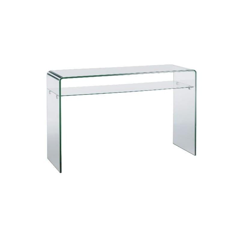 Console Source en verre 12 mm