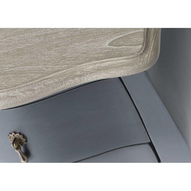 Chevet Céleste Murano 1 tiroir – Amadeus