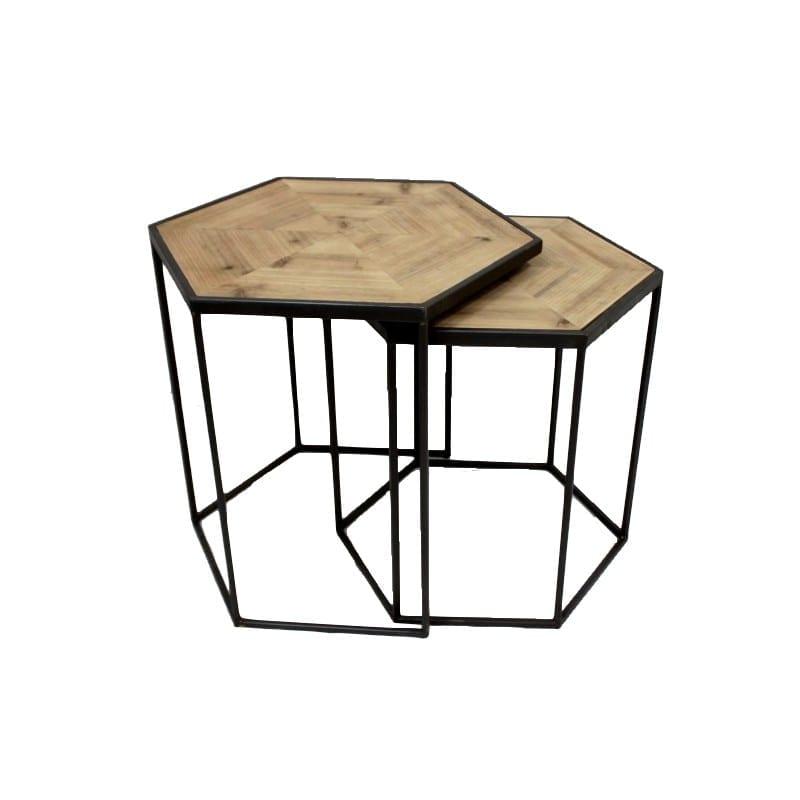 Gigognes Puzzle en bois et métal
