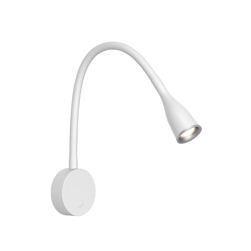 Applique flexible Noke led blanche