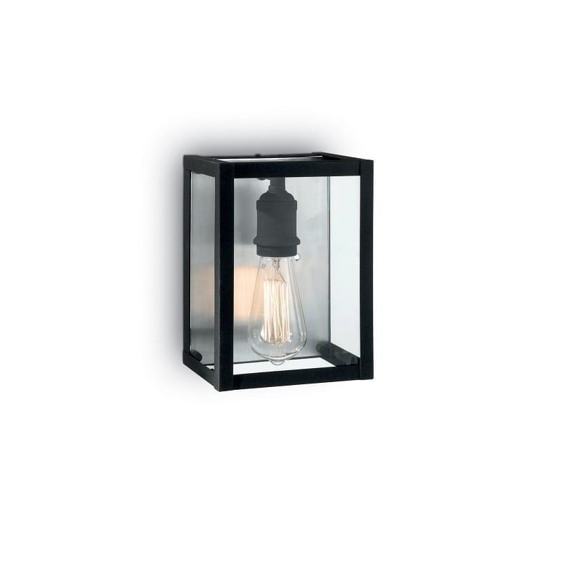 Applique industrielle 1 lumière noire Igor – Idéal lux