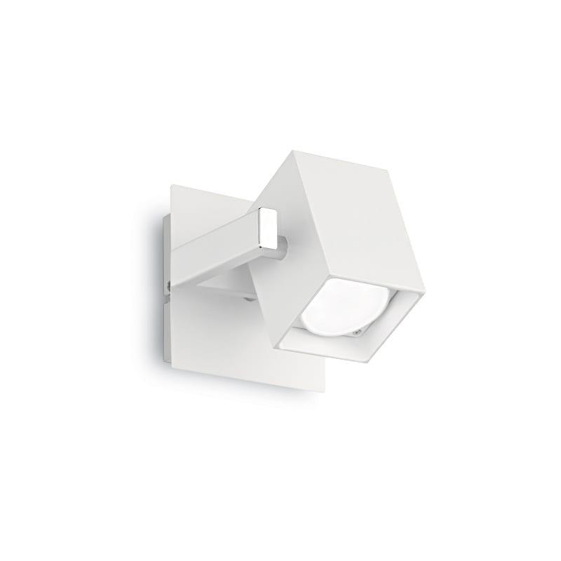 Applique spot 1 lumière Mouse blanc
