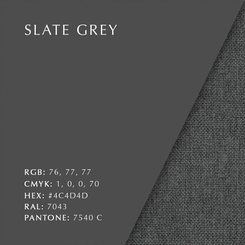Fauteuil The Reader chêne clair et tissu gris – Umage