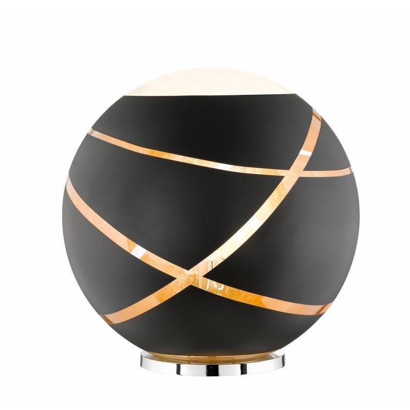 Lampe en verre Faro blanche ou noire – Trio