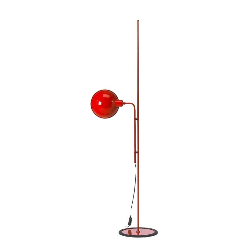 Liseuse Marset Funiculi rouge RAL 3024