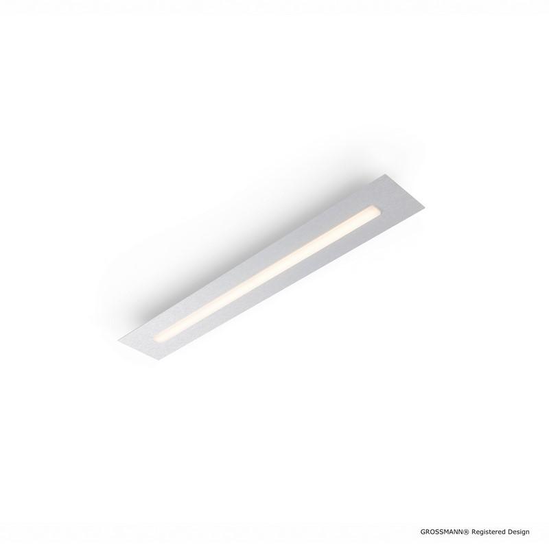 Plafonnier Grossmann Fis aluminium 57 cm LED
