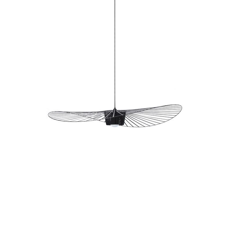 Suspension Vertigo Petite Friture grand modèle noire