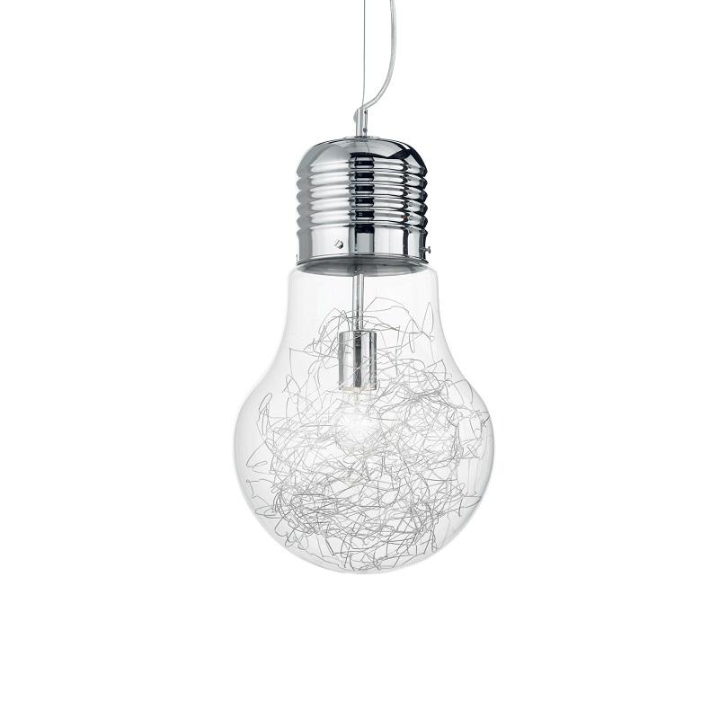 Suspension forme ampoule Luce max grand modèle