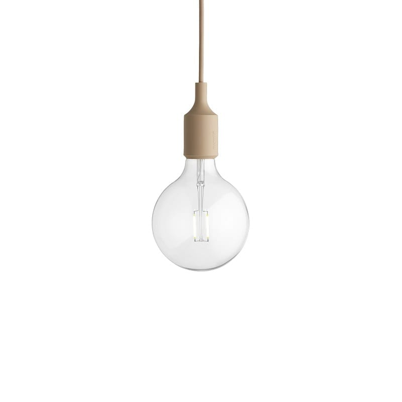Suspension Muuto E27 led nude