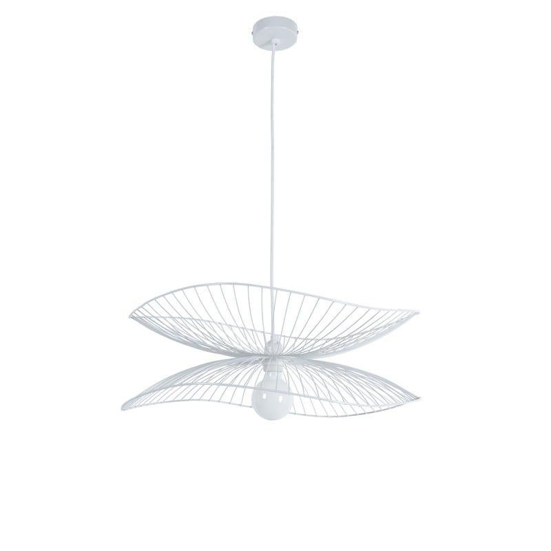 Suspension Libellule blanche D.56cm – Forestier