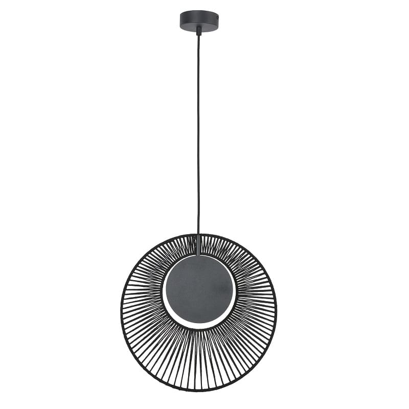 Suspension noire Oyster – Forestier