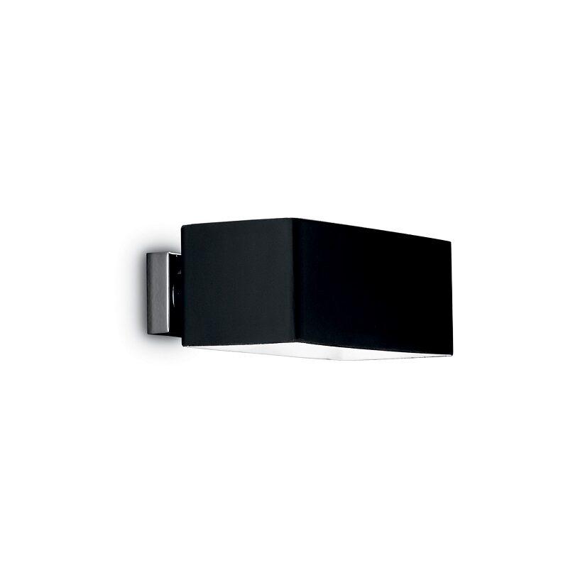 Applique murale rectangulaire Box noire