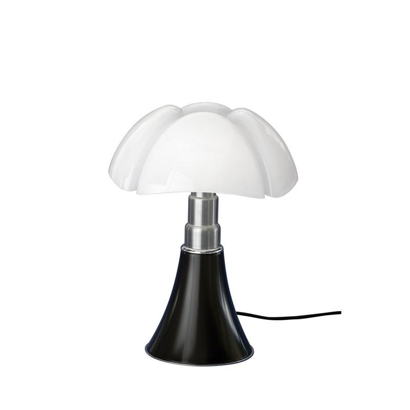 Minipipistrello marron foncé LED