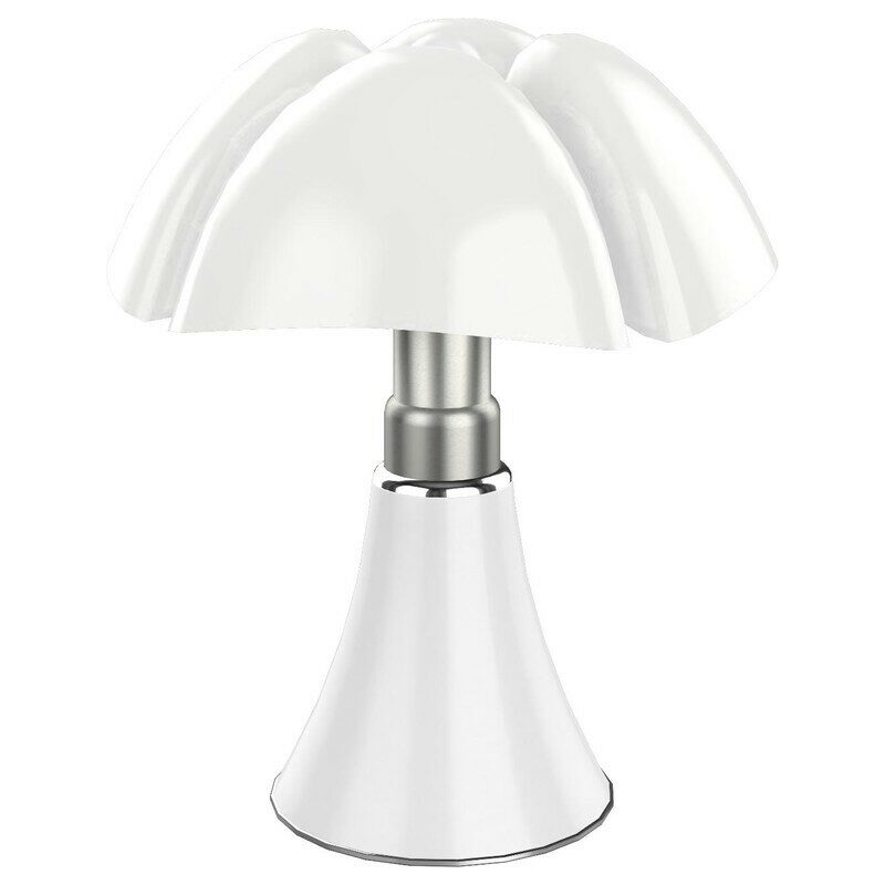 Lampe Pipistrello Medium blanche dimmable