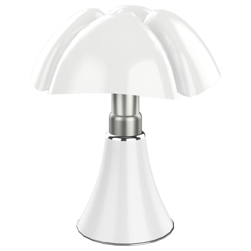 Lampe Pipistrello Medium blanche dimmable