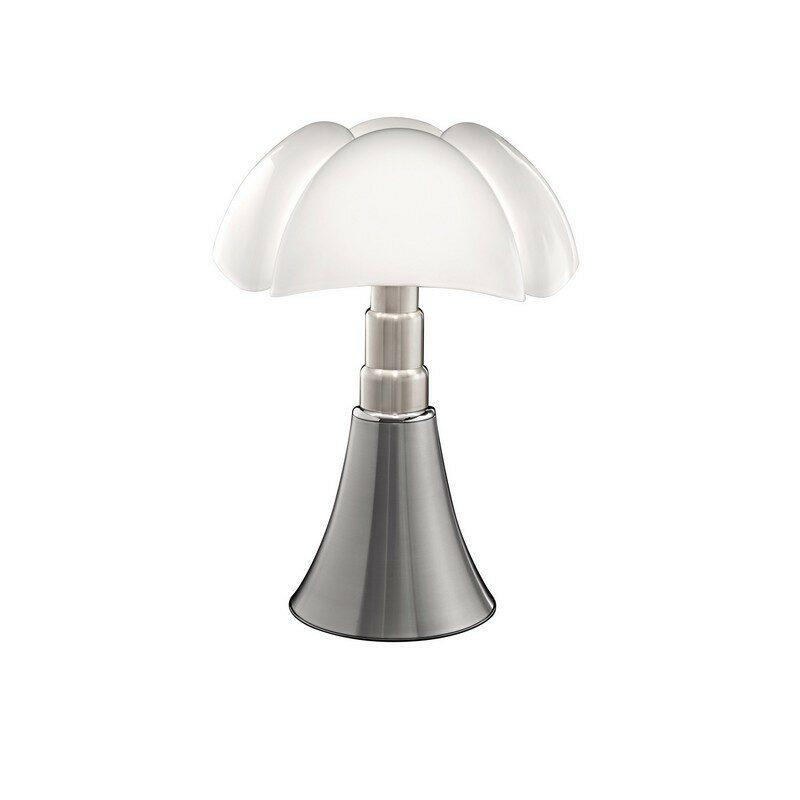 Lampe Pipistrello Alumium satiné