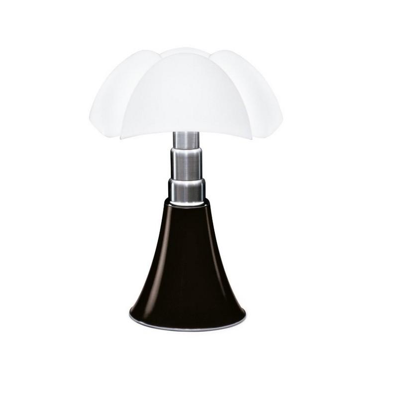 Lampe Pipistrello Medium marron foncé dimmable