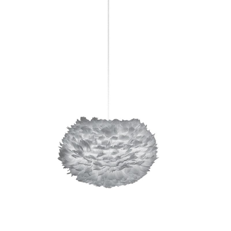 Abat-jour Eos medium gris 45 cm – Umage (Vita coopenhague)