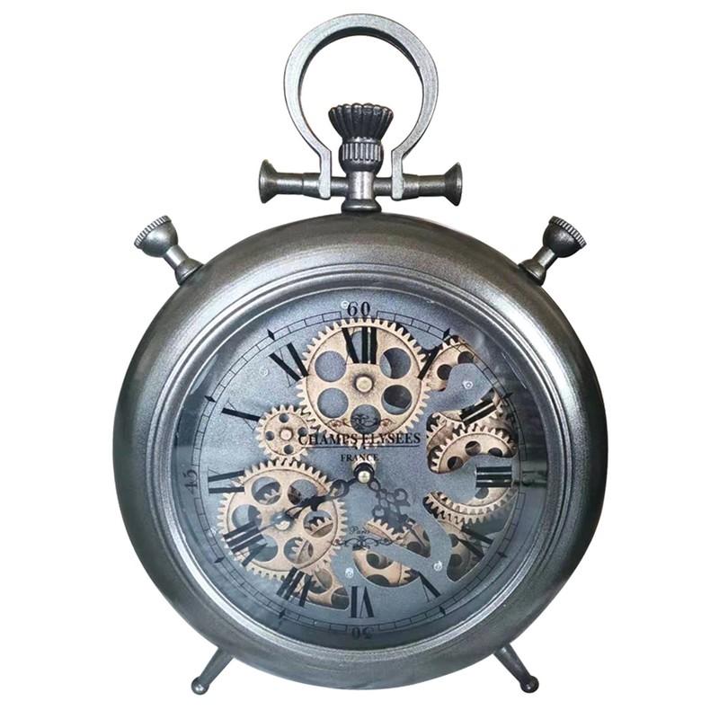 Horloge à engrenages à poser 39 cm