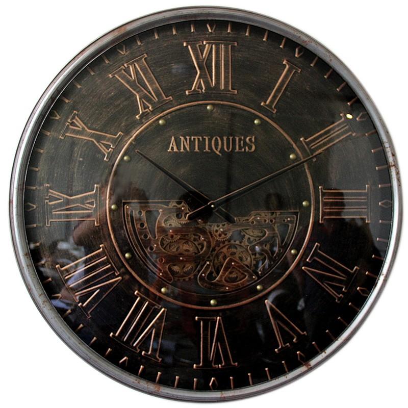 Horloge à engrenages Antique 103 cm