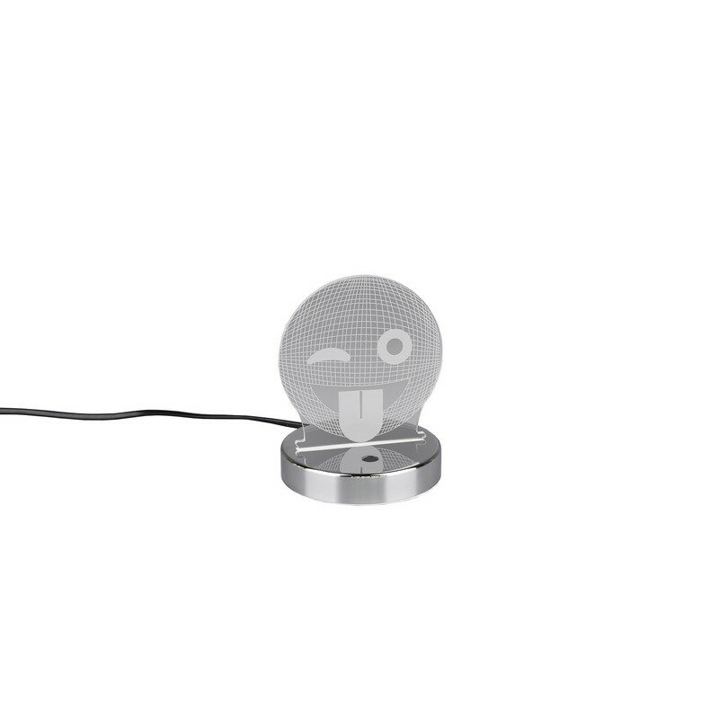 lampe led Smiley RGB