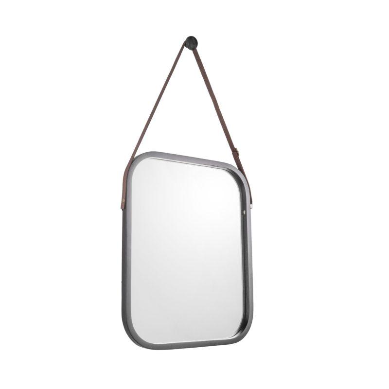 Miroir Idyllic avec anse noir