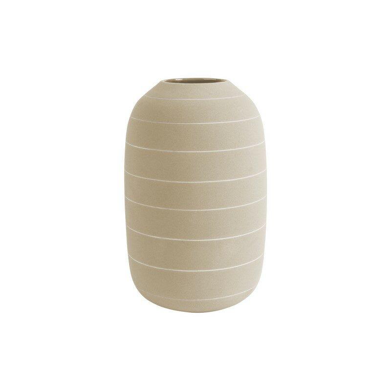 Vase Terra crème 25 cm