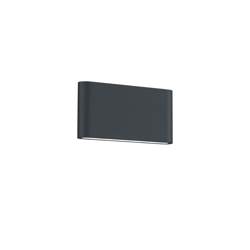 Applique extérieure IP54 led Thames II gris anthracite