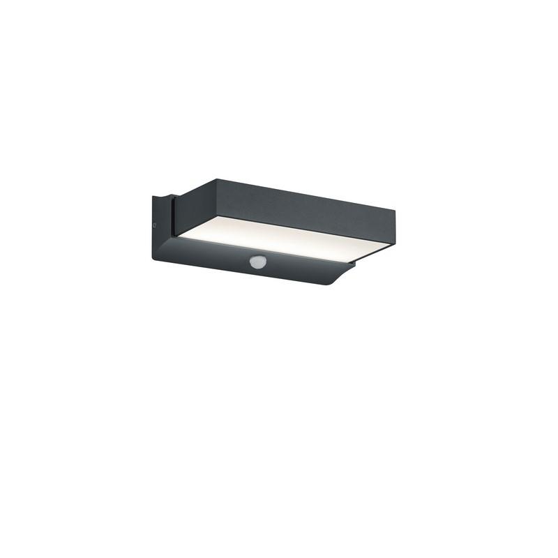 Applique extérieure LED anthracite Cuando