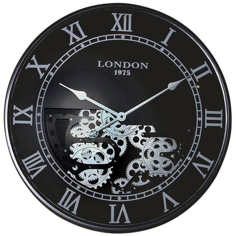 Horloge à engrenage London 59.50 cm