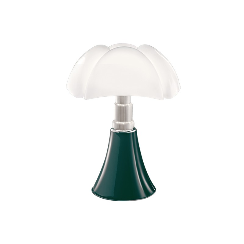 Lampe Pipistrello vert agave