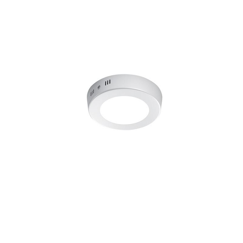 Plafonnier blanc LED 12 cm Cento