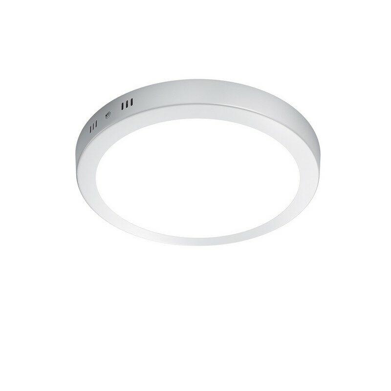 Plafonnier blanc LED 22 cm Cento