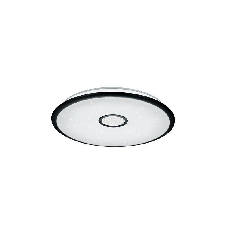 Plafonnier LED Okinawa noir mat variable