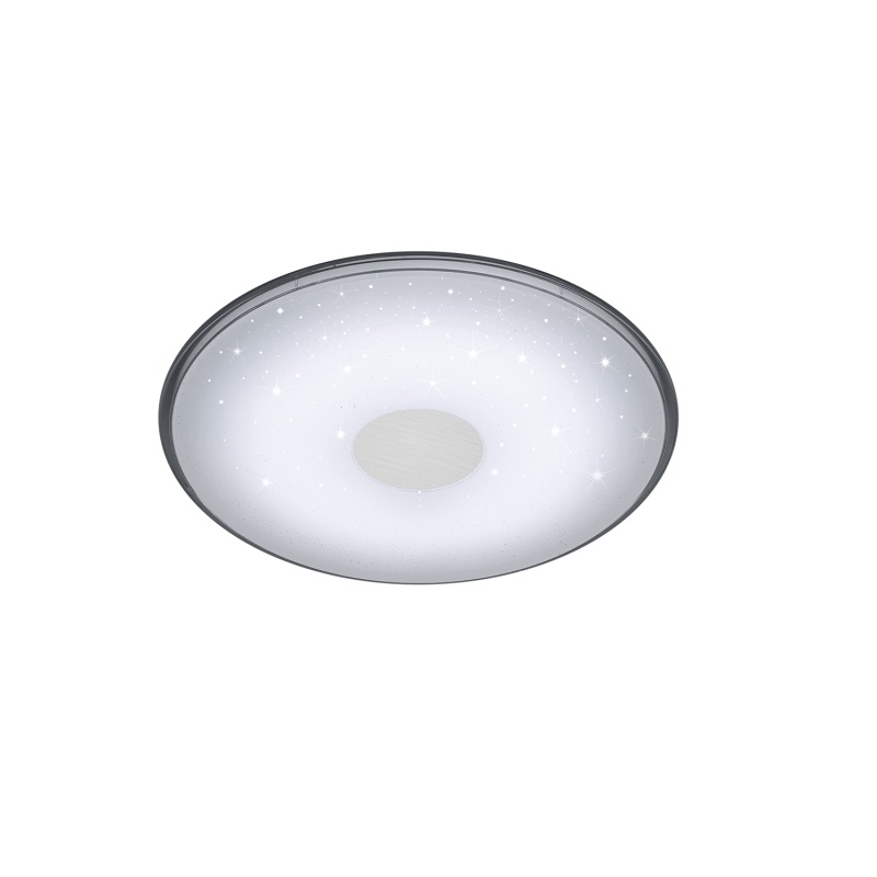 Plafonnier rond LED variable Shogun