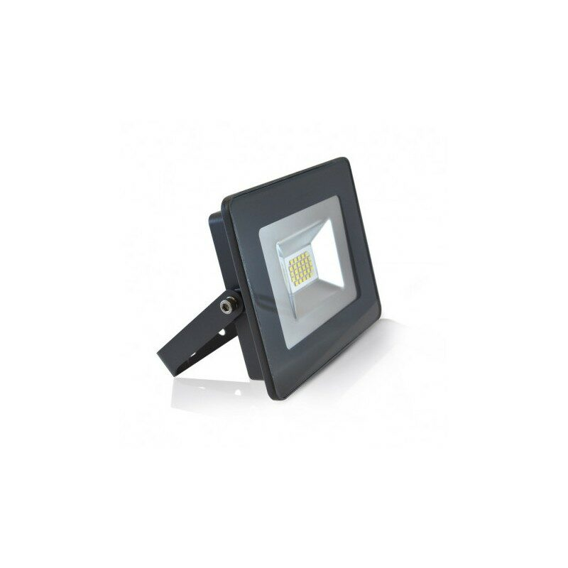 Projecteur extérieur gris LED IP65