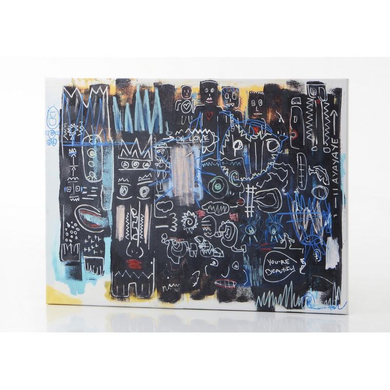 Toile Blackboard 120 x 90 cm