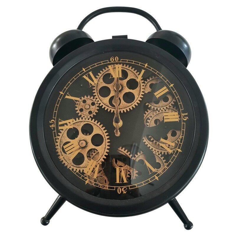 Horloge à engrenages à poser 33.5 cm