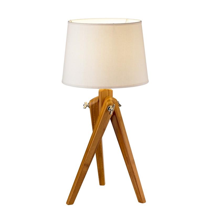 Lampe à poser Muscari bambou