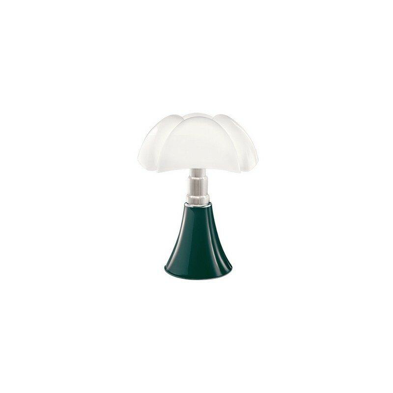 Minipipistrello vert agave LED