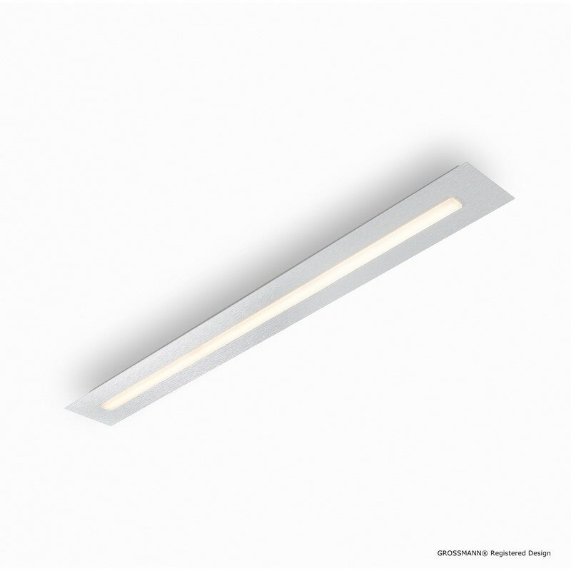 Plafonnier Grossmann Fis aluminium 80.5 cm LED