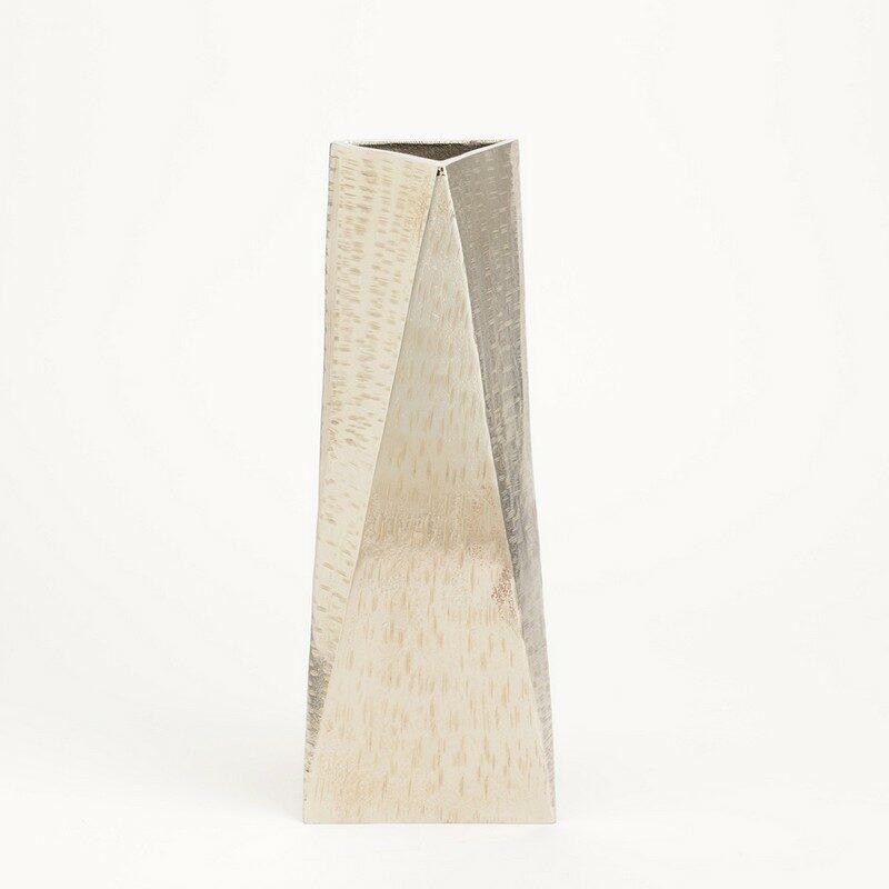 Vase New York argent petit modèle