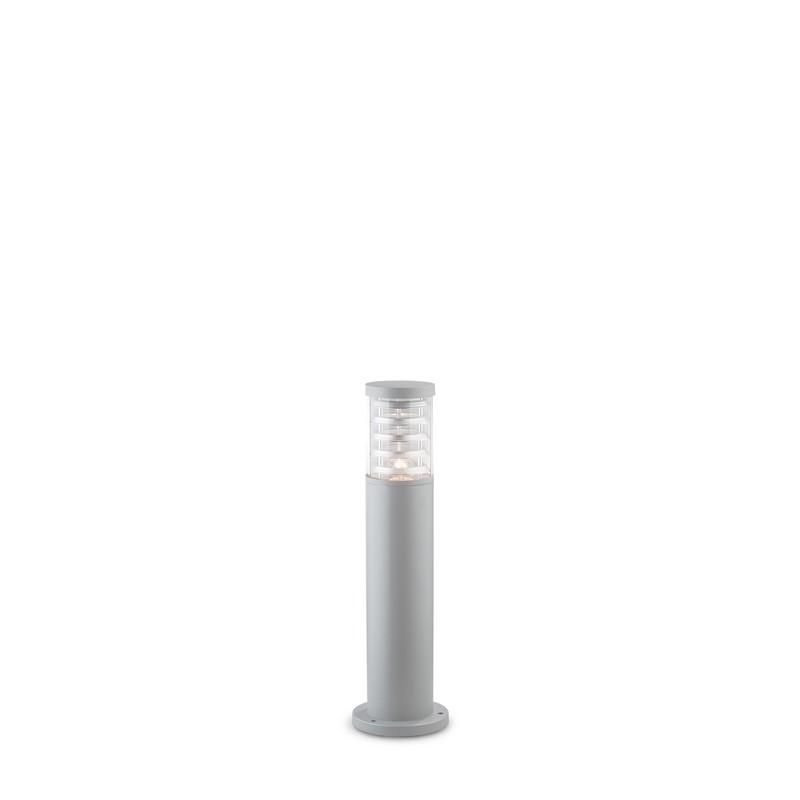 Borne extérieure grise 40.5 cm Tronco