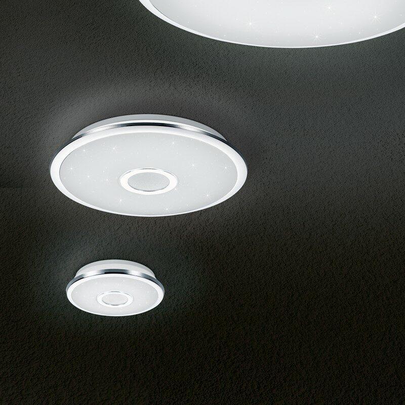 Plafonnier Osaka LED blanc 21 cm