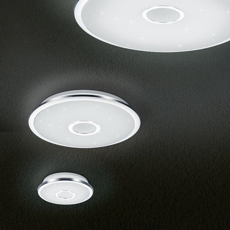 Plafonnier Osaka LED blanc 42 cm
