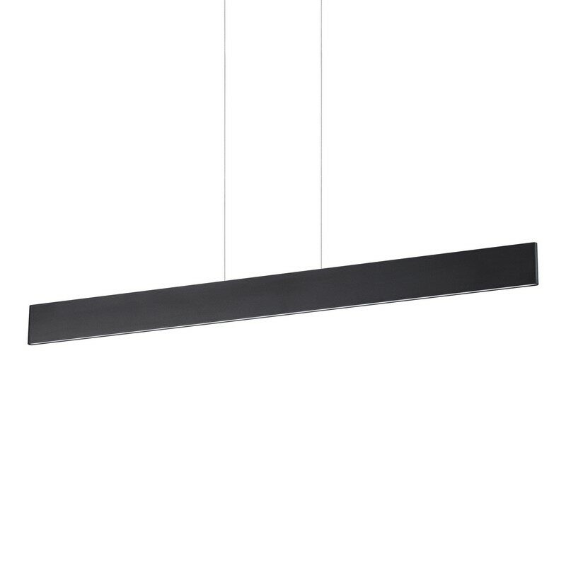 Suspension LED noir mat Desk
