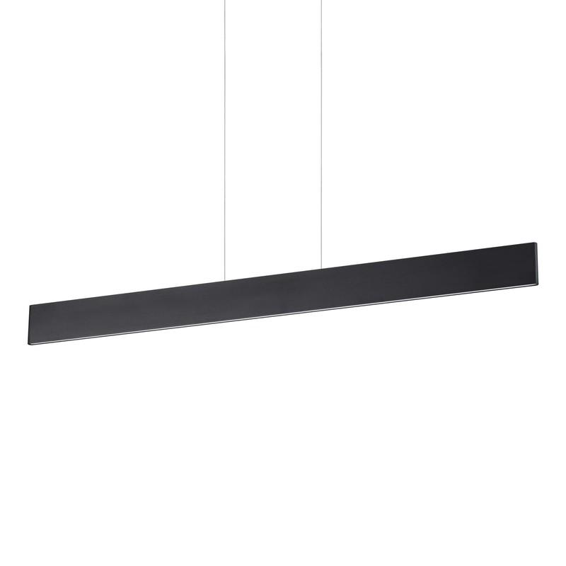 Suspension LED noir mat Desk